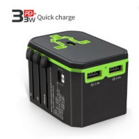 Buy cheap Hot Selling Products 18W 33W PD quick charger universal Travel adaptor usb charger from wholesalers