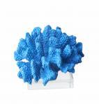 Buy cheap Blue Faux Sea Decorative Resin Coral Ocean Theme Aquarium Tropical Decor from wholesalers