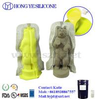 China RTV-2 silicone rubber for DIY resin crafts mould making on sale