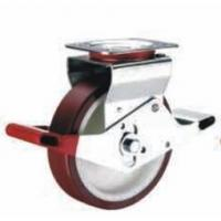 Buy cheap Scaffold Caster PU with Total Brake from wholesalers