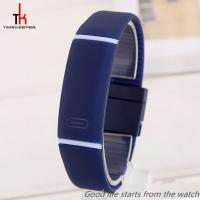 Buy cheap Silicone Straps Multifunction Wrist Watch , Smart Screen Touch Led Watch from wholesalers
