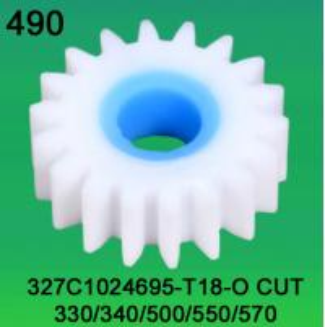Buy cheap 327C1024695 GEAR TEETH-18 O-CUT FOR FUJI FRONTIER 330,340,500,550,570 minilab product