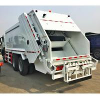 Buy cheap 20m3 FAW Compressed garbage truck, China Compactor garbage truck from wholesalers