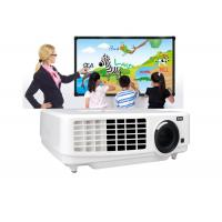 Buy cheap Native XGA 720p 3LED Portable Projector For Teachers No Interactive Whiteboard from wholesalers