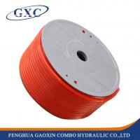 PU1065 100M SGS ROHS Pneumatic PU Tube Flexible Polyurethane Air Hose OD 10MM