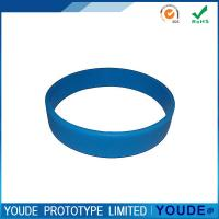 Buy cheap Custom Rapid Prototyping Production Silicone Mold Vacuum Casting Silicone Bracelet from wholesalers