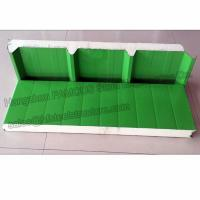 Buy cheap Durable Corrugated PU Roofing Panels Thermal Insulation Windproof from wholesalers