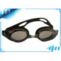 Buy cheap Polarized  Anti Fog Swimming Goggles / Childrens Swim Glasses from wholesalers