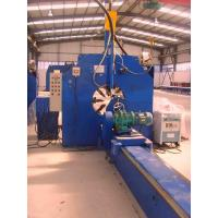 Buy cheap Light Pole Shut-Welding Machine for circle and polygon pole / tube 14000mm length from wholesalers