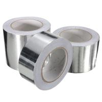 Buy cheap Aluminum Foil Electrically Conductive Tape Paper With Fireproof & Waterproof Used For Air Conditioner from wholesalers