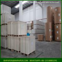 Buy cheap Recycled white top liner paper manufacturer in China from wholesalers