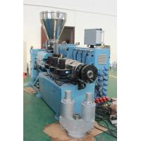 Buy cheap PVC Plastic Extrusion Equipment , Pipe Extrusion Machine For 50 - 200mm Water Pipe from wholesalers