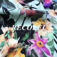 Buy cheap Custom Digital Printing Econyl Swimwear Fabric Oeko Tex Standard 100 from wholesalers