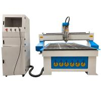 Buy cheap Wood Door Engraving CNC Machine/Furniture Industry Using Woodworking CNC Router 1325 with Rotary Attachment Device from wholesalers
