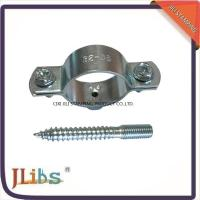 Buy cheap Pipe Holder Brackets And Pipe Hanging System Cast Iron Exhaust Pipe Clamp from wholesalers