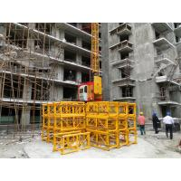 Buy cheap SC200 2 Ton Single Cage Safety Construction Hoist Elevator Lift Machine, Building Hoist from wholesalers