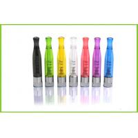 Buy cheap GS-H2 E-Cigarette Atomizers / 1.6ML 1.8 OHM Pink Clearomizer from wholesalers