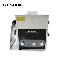 Buy cheap Sweep Frequency Ultrasonic Cleaning Machine 24 Hours Working 0 - 30 Min Timer from wholesalers