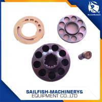 Buy cheap UCHIDA A10VSO28 hydraulic pump repair kit cylinder block forHITACHI ZX70 for excavator part from wholesalers
