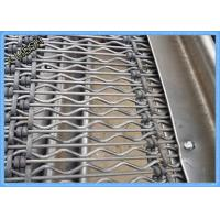 Buy cheap Self Cleaning Vibrating Screen Mesh Heavy Duty Hooked High Tensile Steel Wire from wholesalers