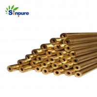Buy cheap Sinpure Customized high precission brass capillary tube for 3D  printing equipment from wholesalers