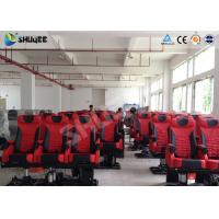 Buy cheap Big Fibre Cloth Exclusive 3D Cinema System Play Long Movie 70 Seats product