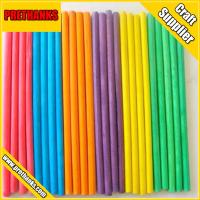 Buy cheap DIY wooden round fun ice cream sticks art and craft from wholesalers