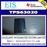 Buy cheap TPS63020 - TI (Texas Instruments) - HIGH EFFICIENCY SINGLE INDUCTOR BUCK-BOOST CONVERTER W from wholesalers