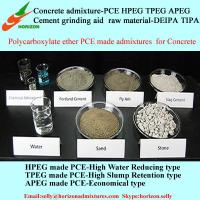Buy cheap Concrete admixture Polycarboxylate ether PCE for ready mix cement plaster and ready mix pl product