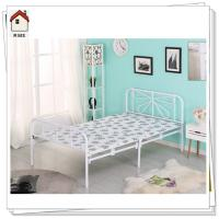 Buy cheap space saving furniture steel foldign bed metal folding bed B235 from wholesalers