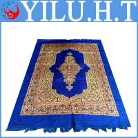 Buy cheap commercial hotel design carpets underlay for the mosque in algeria and turkey from wholesalers