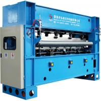 Buy cheap Three Roller 3.5m Fabric Calender Machine , Textile Rolling Machine For Nonwoven from wholesalers