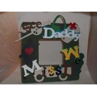Buy cheap Crafty Hand Painted Picture Frame from wholesalers