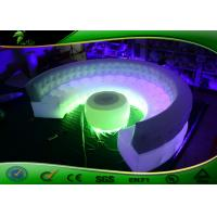 Buy cheap PVC0.4mm Inflatable Lighting Decoration Sofa / Inflatable Furniture  For Party from wholesalers