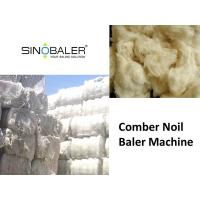 Buy cheap Comber Noil Baler / Comber Noil Baling Press Machine from wholesalers