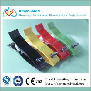 Buy cheap Adult reusable limb clamp ecg electrode product