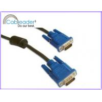 Buy cheap High Speed VGA male to male 15 pin monitor video cable from wholesalers