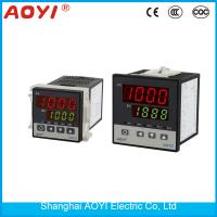 Buy cheap 48*48mm  digital Temperature Controllers SSR output 220V thermocouple input from wholesalers