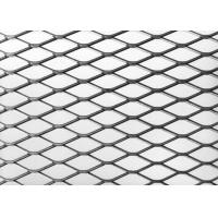 Buy cheap 22 X 9 Mm Expanded Metal Plate , Opening Aluminum Galvanized Expanded Metal Screen from wholesalers