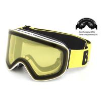 Buy cheap Quick Change Lens Ski Snowboard Goggles Double - Layer With Detachable Strap from wholesalers