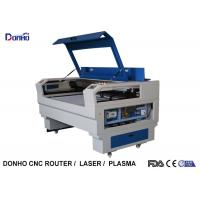 Buy cheap Movable CO2 Laser Engraving Machine , Laser Wood Cutting Machine Water Cooling from wholesalers