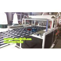 Buy cheap plastic PVC+ASA two layer glazed, synthetic resin roof tile/roofing sheet making machine product