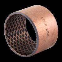Buy cheap Chemical Resistance Bronze Sleeve Bushings , Bronze Plain Bearing For Engineering Machine from wholesalers