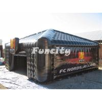 Buy cheap Black Outwell Inflatable Air Tent For Sport Events / Advertising Usage from wholesalers