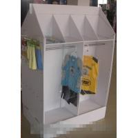 Buy cheap Pallet display stand for children clothes advertising from wholesalers