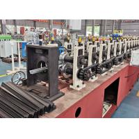 Buy cheap 0.6-0.8mm CZ Channel Roll Forming Machine , Profile Forming Machine Long Life product