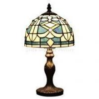 Buy cheap TL080027-tiffany study table lamp glass art home decoration from wholesalers