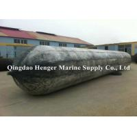 Buy cheap 2.5M Diameter Marine Rubber Airbag For Ship Launching from wholesalers