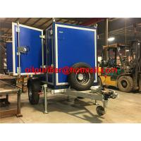 Buy cheap Trolley Industrial Waste Transformer Oil Purification Filtration Machine, onsite transformer oil treatment purifier from wholesalers
