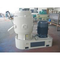 Buy cheap 100kg/H Capacity Plastic Auxiliary Machine Plastic Agglomerator For Plastic Film Recycling from wholesalers